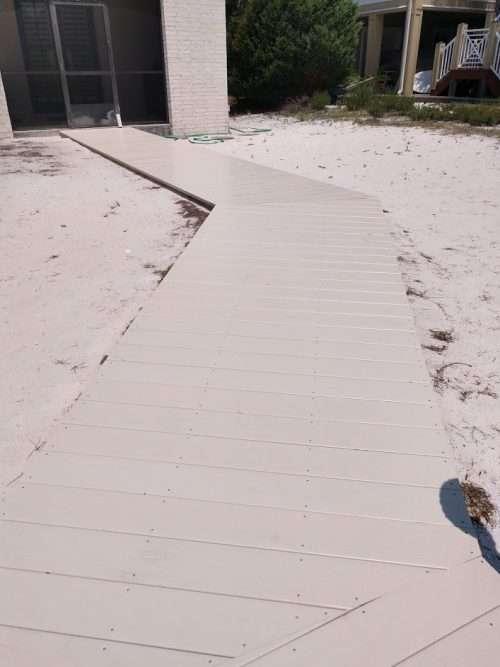 dock and decks marine contractor composite decking